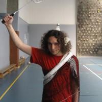 Alexandre, vice-trésorier et respo badminton