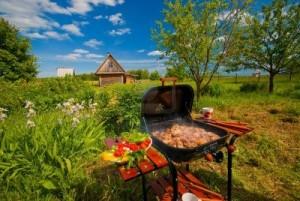 Barbecue champêtre