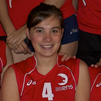 Margaux, volley F