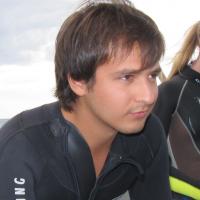 Sami, Plongée