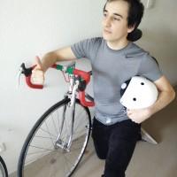 Shahram, Cyclisme
