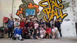 Paintball Meyzieux 25/03/2018